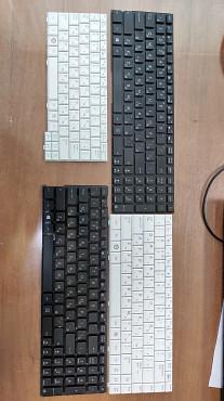 Клавиатуры для ноутов, ремонтникам распродажа Петропавловск