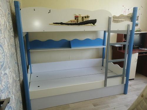 Продам двухъярусную кровать Алматы
