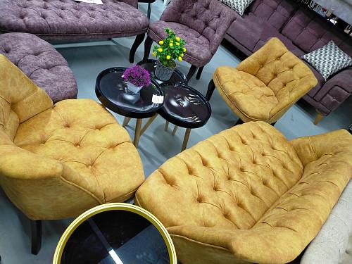 комплект диван кресло Алматы