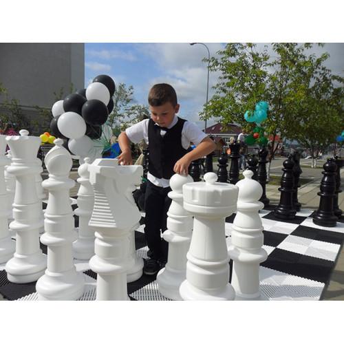 Шахматы парковые (напольные, уличные, гигантские). Нур-Султан