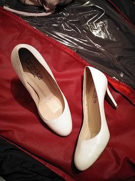 туфли белые Алматы