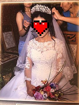 свадебный платье Алматы