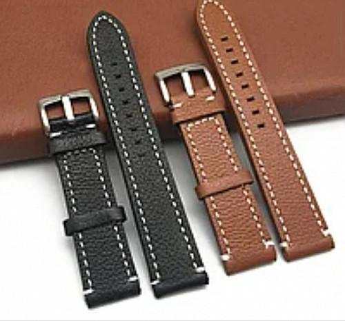 Мужские кожаные ремешки для часов Алматы