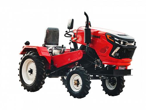 Мини-трактор Rossel ХT-20D Pro Караганда