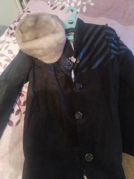 Продам дублёнку и шапку норковую Алматы
