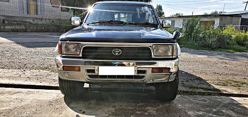 Toyota hilux surf 1995 года Алтай