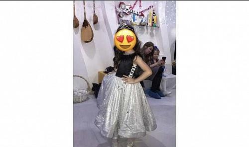 Платье нарядное для девочки 5-6 лет Тараз
