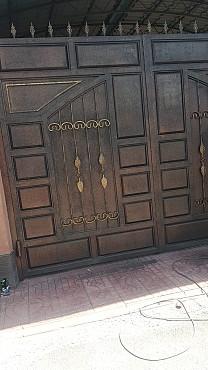 профессиональная покраска ворот Шымкент