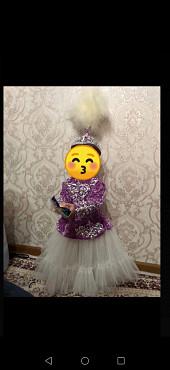 Детское казахское платье Алматы