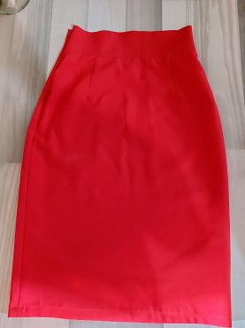 юбка красная Шымкент
