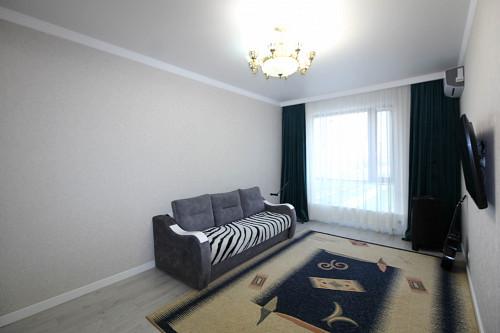 1-комнатная квартира, 42.7 м², 4/10 этаж, Абикена Бектурова 1/2 за 23.8 млн.т Нур-Султан