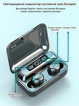 Беспроводные Bluetooth наушники F9 Нур-Султан
