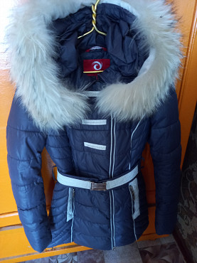 зимняя куртка Алматы