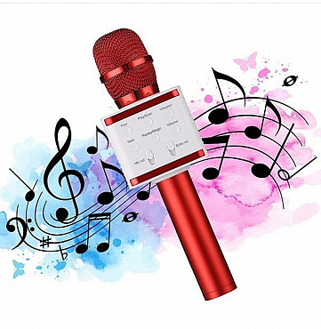 микрофон Bluetooth V7 Алматы