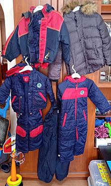 курточки на мальчика Алматы