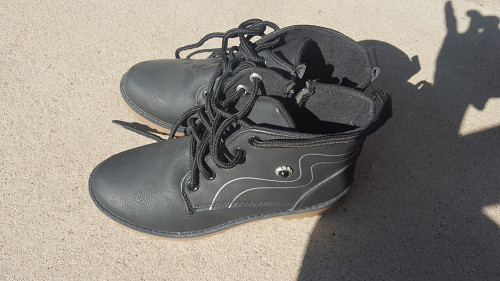 ботинки осень-весна 36 размер Алматы