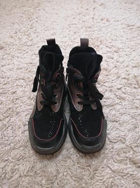 детские ботинки. Петропавловск