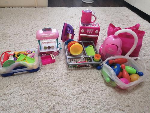 игрушки для девочки. Петропавловск