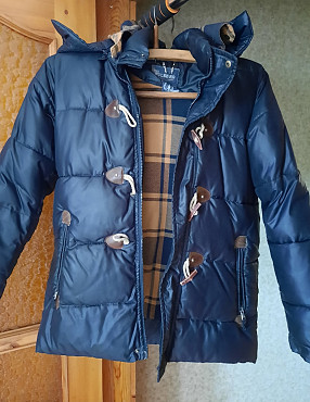 зимняя куртка на мальчика Кокшетау