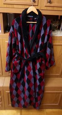 Продам мужской махровый халат, на высокий рост Алмалы