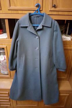 Продам женское демисезонное пальто Алмалы