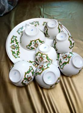Продам чайный сервиз, раритет для ценителей Алмалы