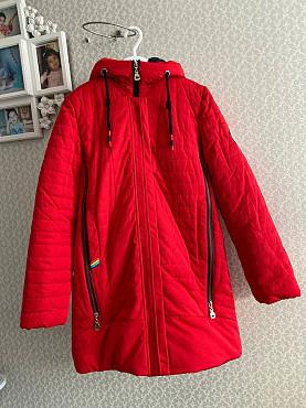 Новая тёплая осенняя куртка Актобе