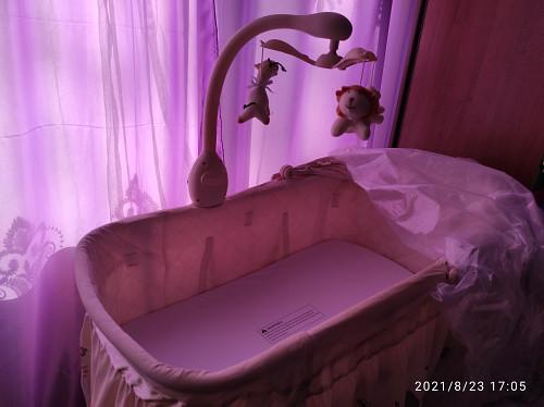 кроватка-люлька для новорожденных Алматы