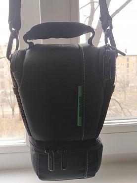 сумка для небольшого фотоаппарата или объектива Усть-Каменогорск