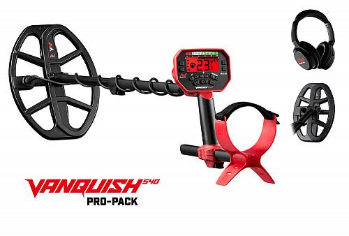 Металлодетектор Minelab VANQUISH 540 Pro-Pack Талдыкорган