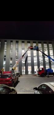 Услуги автовышки 18 метров Нур-Султан