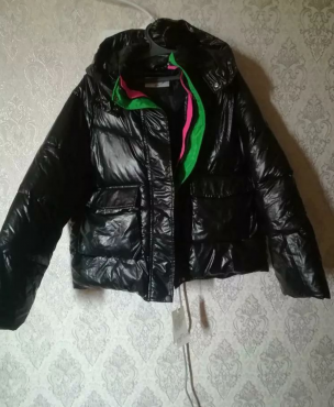 куртка новая Актау