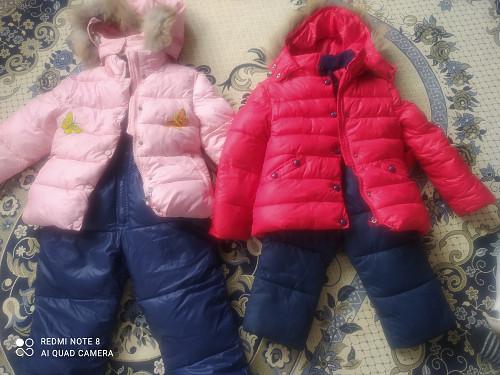 продам зимний детский куртка Нур-Султан