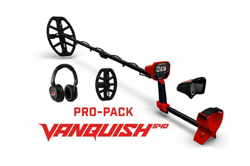 Металлодетектор Minelab VANQUISH 540 Pro-Pack Алматы