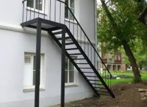 Железные лестницы Алматы