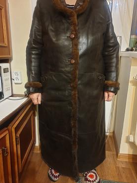 Дублёнка женская 58 размер. Нур-Султан
