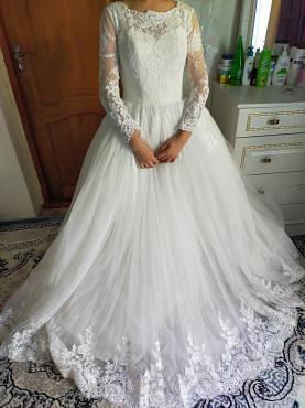Прокат свадебного платья Алматы