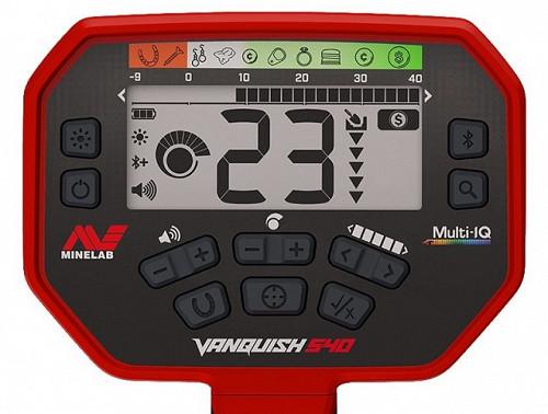 Металлодетектор Minelab VANQUISH 540 Шымкент