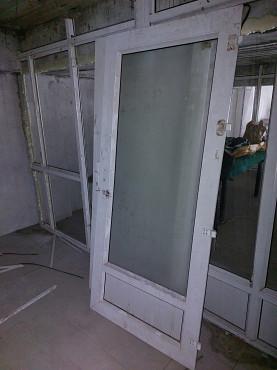 продам пластиковые двери Алматы