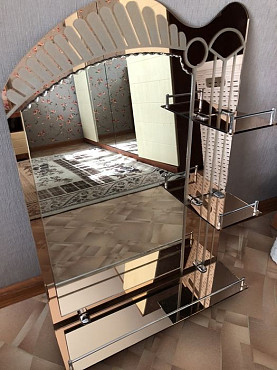 Продам зеркало в ванную Талдыкорган