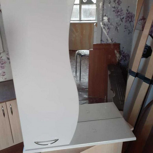 Шкаф для ванной Костанай