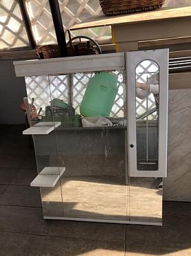 Продам шкаф зеркало для ванной Уральск