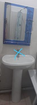 Раковина с зеркалом Атырау