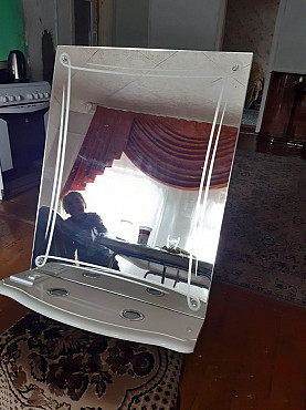 Продам зеркало для ванной комнаты . Павлодар