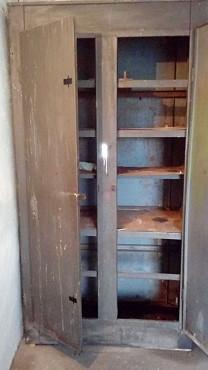 Шкаф железный Талдыкорган