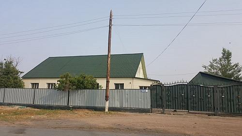 Продается дом! Кайсенова 1 Сарыозек