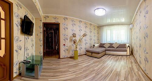 Идеальное 3 комнатная квартира в самом центре города!(wi fi,конд-ёр) Талдыкорган