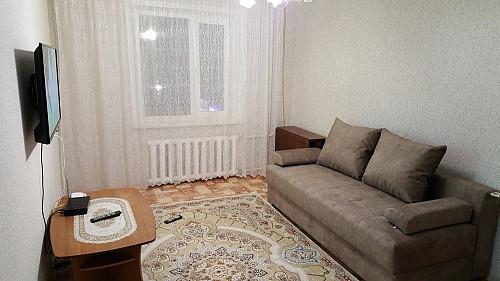 Сдам 1 ком. квартиру,проспект Н.Назарбаева 42,посуточно Павлодар