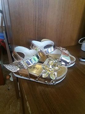 Продаю сандали 23 размер Темиртау