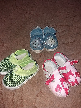 Продаю детскую обувь Темиртау